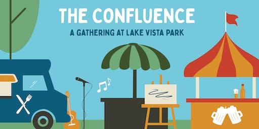 The Confluence: A Gathering at Lake Vista Park