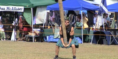 2019 Scotland County Highland Games