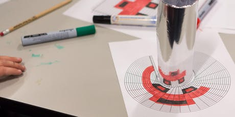 Summer Schools: Anamorphic art (age 10–12) tickets