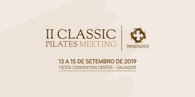 II Classic Pilates Meeting