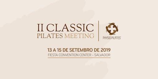 II Classic Pilates Meeting