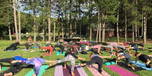 Harvest Moon Yoga Festival