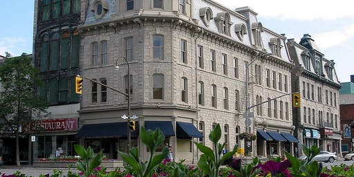 GAC Historical Walking Tour II: Downtown Walkabout
