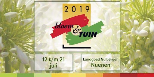 Bloem & Tuin, hét grootste en inspirerendste tuinevenement van Nederland