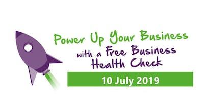 Business Health Check - Newark & Sherwood 10 July 2019