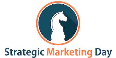 Strategic Marketing Day: 19 juni 2019