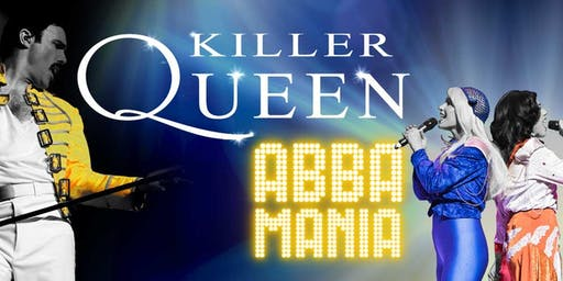 Killer Queen & ABBA Mania | Upton Country Park (Poole)