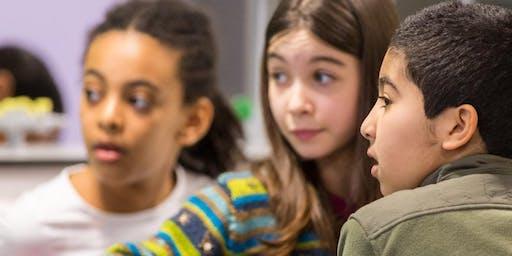 Summer Schools: Thinking inside the box (age 7–9)