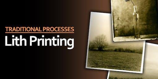 Lith Printing