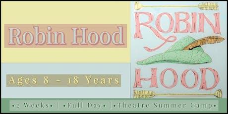 Adventures In Theatre Summer Camp: Robin Hood tickets
