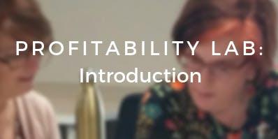 Profitability Lab: Introduction