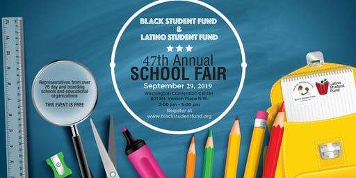 BSF/LSF 47th Annual Independent School Fair 2019