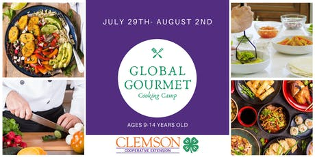 Global Gourmet Cooking Camp tickets