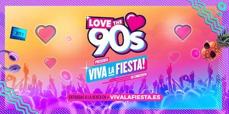 Viva la Fiesta! en Torrelavega entradas