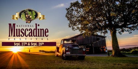 National Muscadine Festival, Monroe County Tennessee tickets