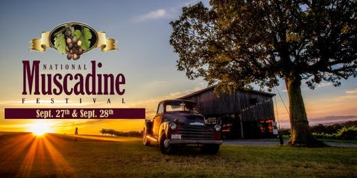 National Muscadine Festival, Monroe County Tennessee