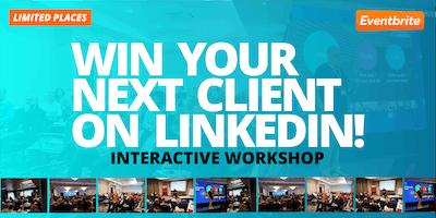 Win your next client on LinkedIn - LinkedIn for Sales - MILTON KEYNES