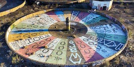 Tom Short's Wheel of Misfortune tickets