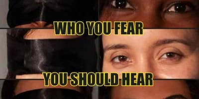 """Who you fear, you should hear\"" - Premiere"
