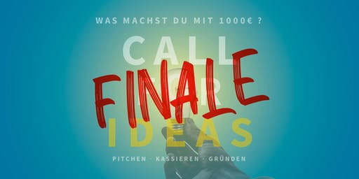 CALL FOR IDEAS 2019 - FINALE