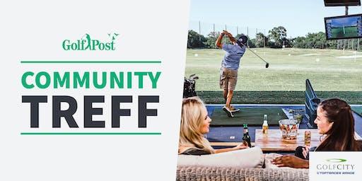 Golf Post Community-Event // Jahresabschluss