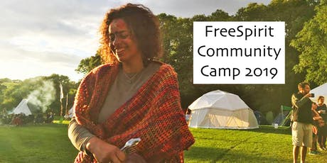 FreeSpirit Community Camp 2019 tickets