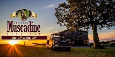 V.I.P FRIDAY Night - National Muscadine Festival