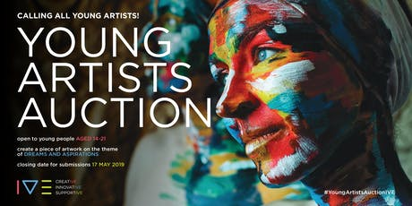 Young Artists Auction 2019 tickets