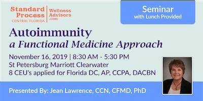 Functional Medicine Approach to Autoimmunity