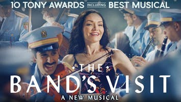 """""""The Band's Visit"""""""