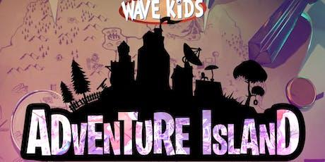 Wave Kids Adventure Island Summer Camp tickets