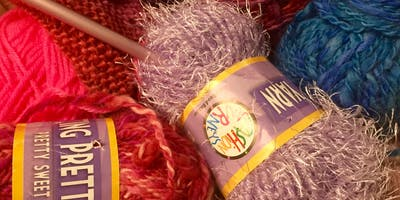 Stitch Together - Knitting & Crocheting Group
