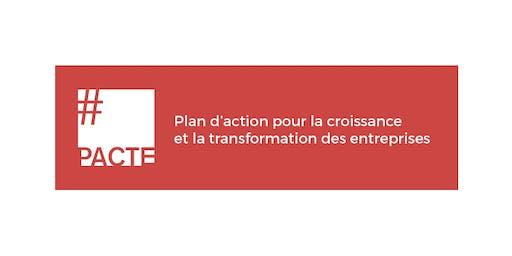 Les opportunités liées à la Loi PACTE (Plan d'Action pour la Croissance et la Transformation des Entreprises).