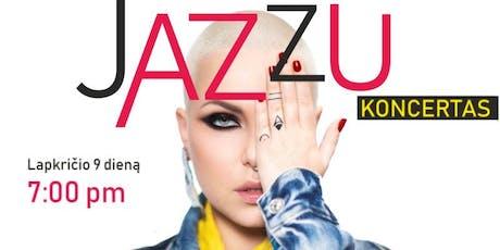 Jazzu Live Concert tickets
