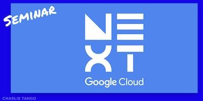 De største nyheder fra Google Cloud Next 19\