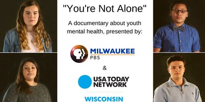 "Green Bay screening: ""You're Not Alone"""