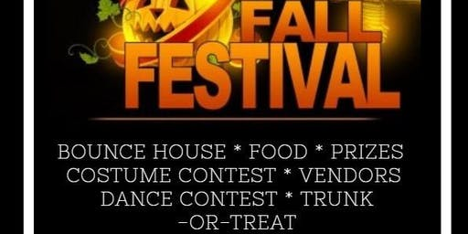 2nd Annual Fall Festival