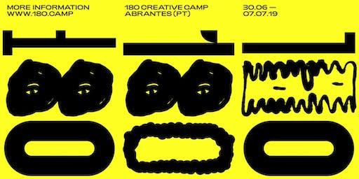 180 Creative Camp 2019