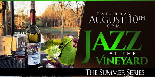 Jazz At The Vineyard - Featuring Guitarist Nils