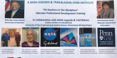 Legacy Bridges STEM Academy, Inc. PAsmart, Philadelphia Works Teacher in the Workplace