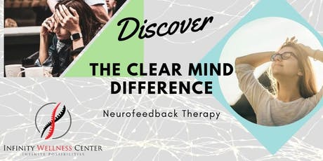 Clear Mind Workshop: Discover NeuroIntegration Therapy tickets