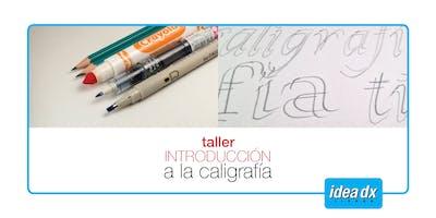 Introducción a la Caligrafía Taller (6a edición)