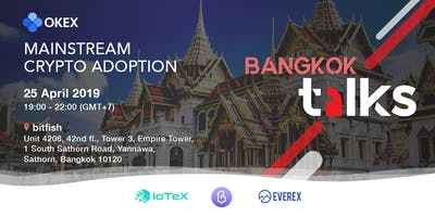 OKEx Talks 2019 - Bangkok