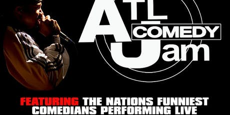 ATL Comedy Jam @ Oak Comedy Lounge tickets