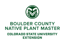 CSU Extension - Native Plant Master logo