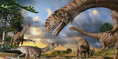Little Creeker Club (Week 3- Dinosaurs)