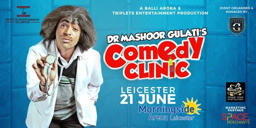 SONY TV PRESENTS Dr. Mashoor Gulati's Comedy Clinic