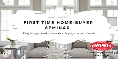 First Time Home-Buyer Seminar