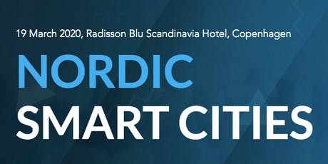 Nordic Smart Cities 2020 tickets