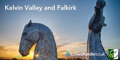 Crowdfund Scotland: Train the Trainer - Kelvin Valley and Falkirk